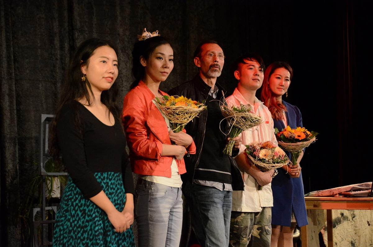 Das 2. Chinesische Kulturfestival Berlin